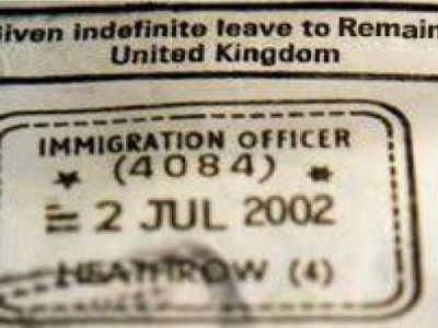 Indefinite-Leave-To-Remain GSN Immigration Image